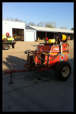 200 Gallon Sprayer