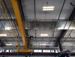 High Bay Fluorescent Lighting